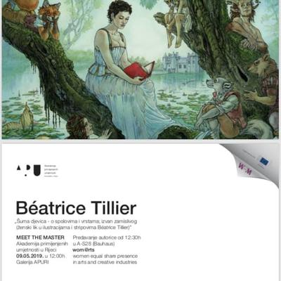 Meet the Master: Beatrice Tillier