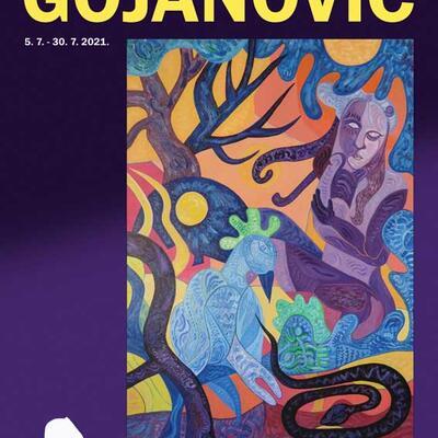 """Izložba Krešimire Gojanović """"Mala retrospektiva"""""""