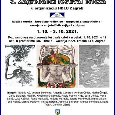 3. Zagrebački festival crteža - Avantura
