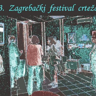 Natječaj za sudjelovanje na 3. Zagrebačkom festivalu crteža