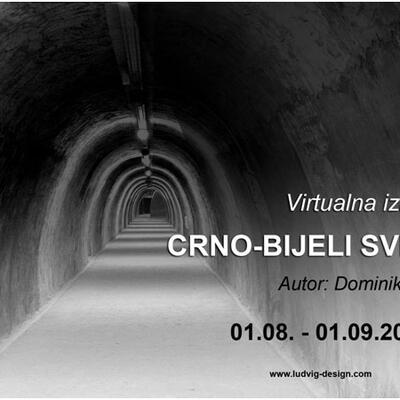 Virtualna izložba: Crno-bijeli svijet