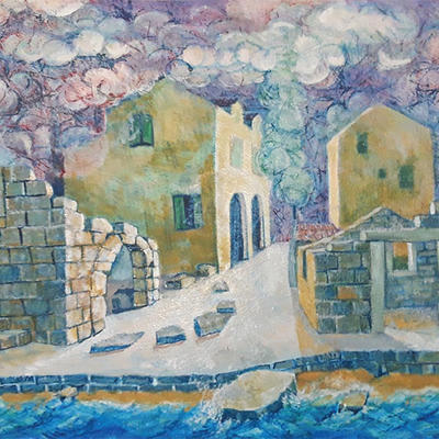 Izložba Josipa Baričevića u Galeriji Krug