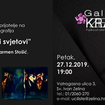 """Izložba fotografija Davorke Trbojević i Karmen Stošić """"Paralelni svjetovi"""""""